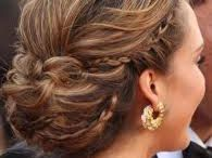 Hair up dos for weddings