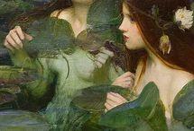 Nereides / Mermaid