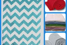 Beach Towels and Blankets for a Summer Getaway / Think you've got everything ready for Summer? Think again. Because www.OceanTailer.com got all you need for Summer with blankets and beach towels you'll surely don't want to miss!