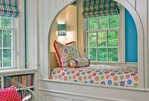 bed nook / sleeping places - bedrooms, nooks and hideaways