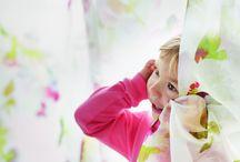 dekoracja okna w pokoju dziecka firany zasłony do dzieci