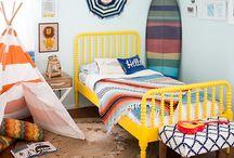 Pokój dziecięcy / pomysły na pokój dla małej dziewczynki