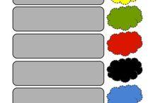 apprentissage des couleurs
