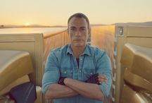 Epic Splits / Jean-Claude Van Damme's Volvo stunt parodies and others