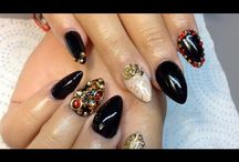 Nail Art Tutorial Video / This area will show the beautiful Nail Art from our customers and reviewers, we will display the honest and gorgeous  nail art, hope you can like them~~~~~~