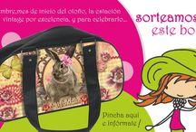 Sorteos en Cositas de Inés / Cada mes tenemos un sorteo. ¡No te los pierdas! y ¡mucha suerte!!!!