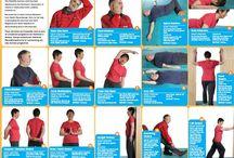 Parkinson stretching