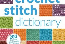crochet stitch book