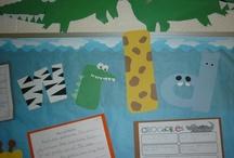 Classroom Theme - Jungle / by Paula Saul