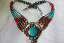 Tibetské šperky