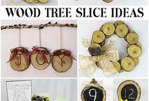 Tree slices