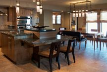Kitchens / A look at our favorite kitchen projects!
