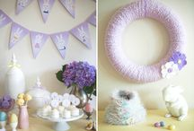 Easter Ideas / by By Invitation Only Blog