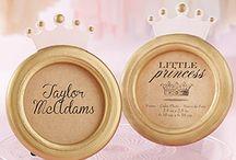Little Princess Party Favors / Little Princess party favors by Kate Aspen. Check out the coolest new look for princess party favors and ideas.