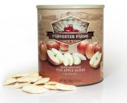 Harvester Farms Freeze-Dried Food Supply / #Emergency #food #supply and long term food storage  Harvester Farms freeze dried food is available in eight varieties of fruits and/or vegetables packaged in large #10 size cans for easy storage. With a shelf-life of 25 years, these products are a must-have food staple for emergency preparedness or long term food storage supply.  100% natural with absolutely no additives or preservatives