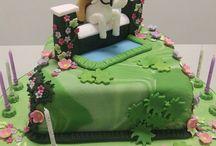 Pferde Kuchen