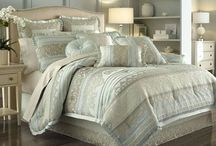 Bedrooms/bedding & shabby chic