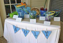 Carson's 10th Beach Party