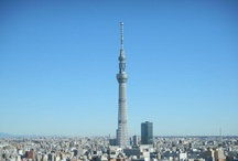 Tokyo Sky Tree view from Hotel  / http://travel.rakuten.co.jp/special/skytree/