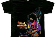 Tees: Jimi Hendrix