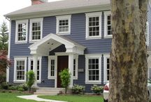 Colonial Exteriors