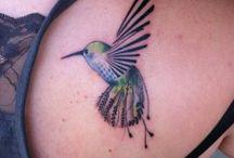 Tattoos / by Shanda Feltman
