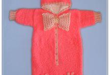 комбез-мешок для ребенка