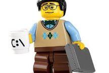 Lego Minifigures I've got