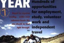 Gap Year Travel Ideas