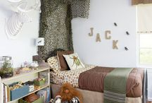 Ideas for Alex's bedroom