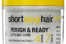 Hair Care / hair styling products, shampoo, conditioner, and treatment