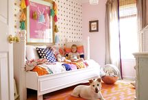Lil girls bedroom