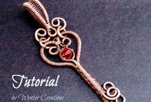 Wire key