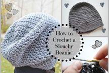 Crochet hat / beanie