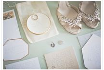 Wedding: Colors and Design / On trend design inspiration & color palates