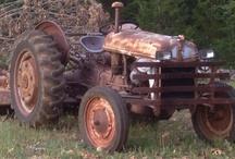 Tractors  / by Lori Bevill