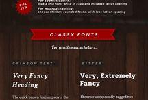 Web UI/UX   Fonts
