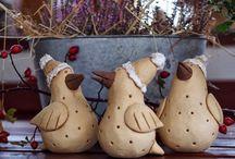 vogel Weihnachten
