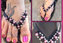 Chinelos / Chinelos e sandálias customisadas