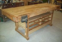 Woodworking / Carpentry Project / by Querida Kate