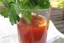 Bloody mary / by Lucy Harmer