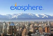 Fort Galt Team at Exosphere / 3 founders of Fort Galt studied at Exosphere in Renaca Chile