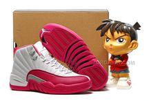 Girls Air Jordan 12