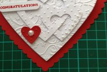 Cards - Engagement and wedding