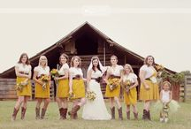 our wedding: marvelous maids