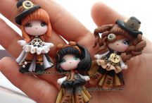 Cold Porcelain_Polymer Clay_ Ideas & Tutorials