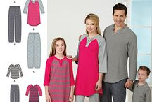 Sleepwear + Loungewear / by Simplicity Creative Group