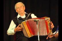Musiker mit Alten Instrumenten