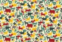 patterns/prints / by Fernanda M.