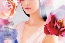 Beauty art floral